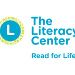 The Literacy Center Logo Small Use - Read for Life 4C