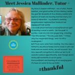 Meet Jessica Malinder, Tutor + (3)